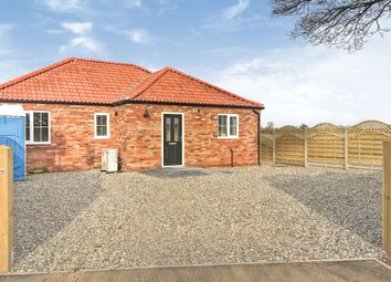 Thumbnail 2 bed detached bungalow for sale in Castle Road, Wormegay, King's Lynn