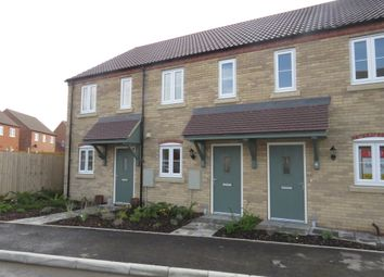 Thumbnail 2 bed terraced house for sale in David Todd Way, Bardney, Lincoln