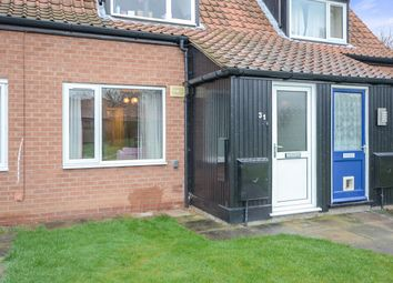 Thumbnail 1 bed flat for sale in Willow Bank, New Earswick, York