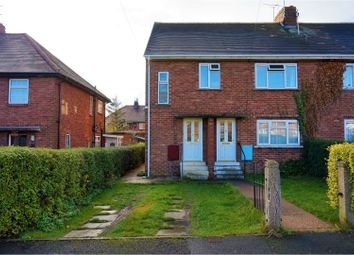 Thumbnail 1 bed flat for sale in Shaftsbury Avenue, Doncaster