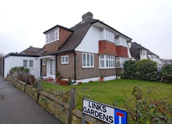 Thumbnail 3 bed semi-detached house for sale in Gibsons Hill, Norbury