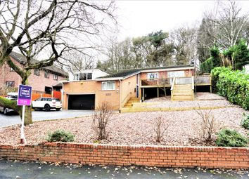 Thumbnail 4 bed detached house for sale in Southwood, Baldwins Gate, Newcastle
