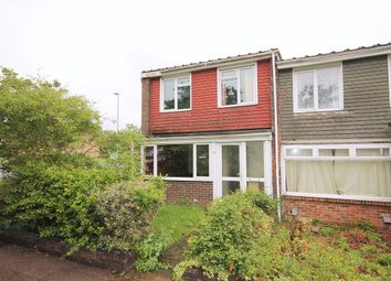 Thumbnail 3 bed end terrace house for sale in Applecross Walk, Bedford