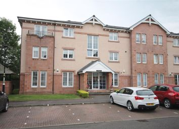 Thumbnail 2 bedroom flat for sale in Old Station Court, Bothwell, Glasgow
