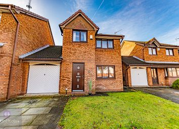 3 bed detached house for sale in Culzean Close, Leigh, Greater Manchester. WN7