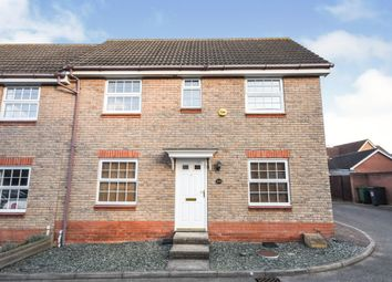 Thumbnail 3 bed semi-detached house for sale in Gulls Croft, Braintree