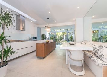 Thumbnail 4 bed terraced house for sale in Battersea Church Road, Battersea, London