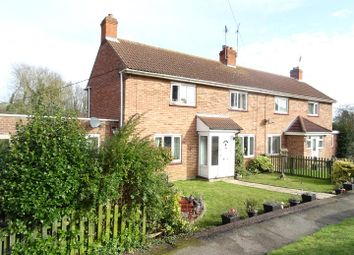 Thumbnail 3 bedroom semi-detached house for sale in Castle Lane, Offton, Ipswich
