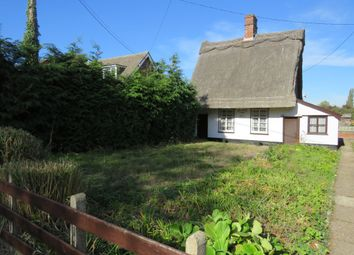Thumbnail 2 bed detached house for sale in Lion Road, Palgrave, Diss