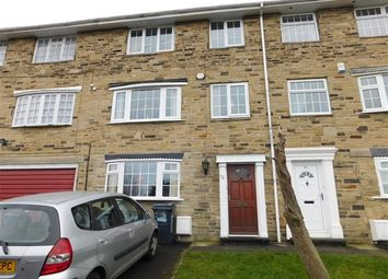 Thumbnail 4 bedroom terraced house for sale in Haworth Grove, Heaton, Bradford