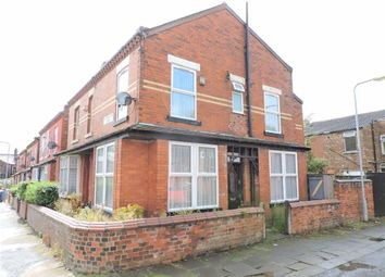 Thumbnail 3 bedroom end terrace house for sale in King Edward Street, Levenshulme, Manchester