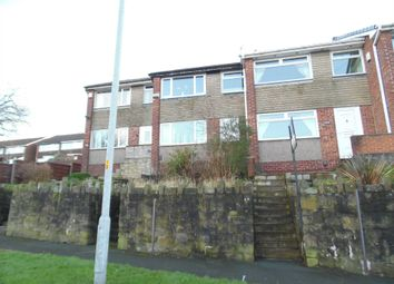 Thumbnail 3 bed town house for sale in Grains Road, Shaw, Oldham