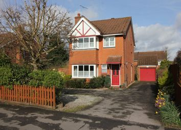 Thumbnail 4 bed detached house for sale in Moorgreen Road, West End, Southampton