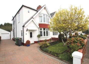 Thumbnail 3 bed semi-detached house for sale in Heol Iscoed, Rhiwbina, Cardiff