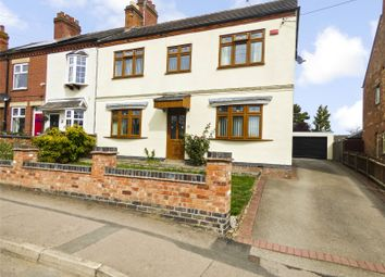 Thumbnail 4 bed detached house for sale in Coventry Road, Broughton Astley, Leicester, Leicestershire