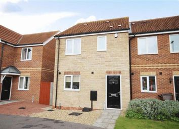 Thumbnail 3 bed semi-detached house to rent in Appleby Way, Lincoln