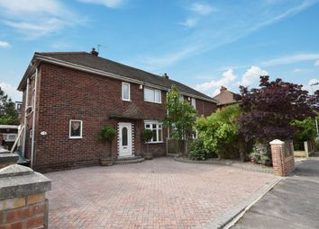 Thumbnail 3 bed semi-detached house for sale in Coronation Road, Sharlston Common, Wakefield