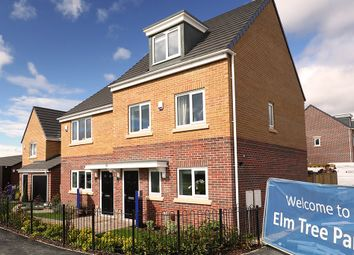 """Thumbnail 3 bed property for sale in """"The Bamburgh"""" at Milton Road, Wakefield"""