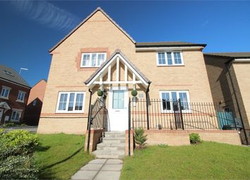 Thumbnail 4 bed detached house for sale in Marrian Avenue, Thurcroft, Rotherham, South Yorkshire