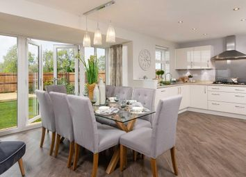 "Thumbnail 4 bed detached house for sale in ""Holden"" at Newton Road, Newton Solney, Burton-On-Trent"