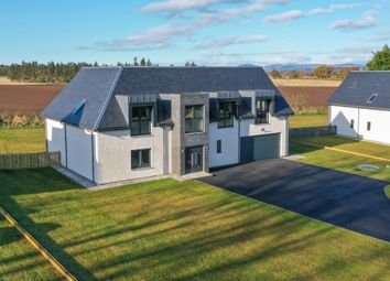 Thumbnail 4 bed detached house for sale in The Paddocks, Saucher, Kinrossie, Perthshire