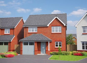 Thumbnail 4 bed detached house for sale in Cromwell Road, Cheshire