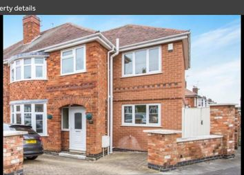 Thumbnail 4 bed semi-detached house to rent in Cardinals Walk, Leicester