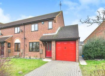 Thumbnail 3 bed end terrace house for sale in Burholme, Emerson Valley, Milton Keynes