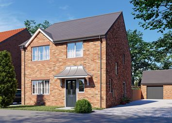 Thumbnail 4 bed detached house for sale in The Rosedene, The Orchards