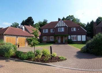 Thumbnail 5 bedroom detached house to rent in Claremount Gardens, Epsom