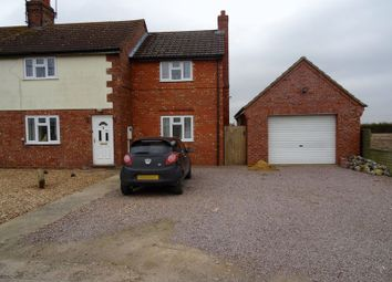 Thumbnail 4 bed semi-detached house for sale in Scoldhall Lane, Surfleet, Spalding
