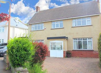 4 bed detached house for sale in Langland Court Road, Langland, Swansea SA3
