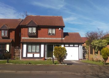 Thumbnail 3 bed detached house to rent in Mitchell Drive, Ashington