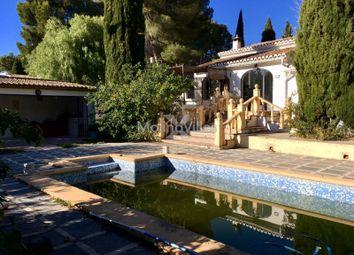 Thumbnail 3 bed villa for sale in Jesus Pobre, Alicante, Costa Blanca. Spain