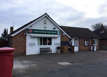 Thumbnail Retail premises for sale in Black Tiles Lane, Martlesham, Woodbridge