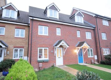 Thumbnail 3 bed town house for sale in Martinet Drive, Lee-On-The-Solent