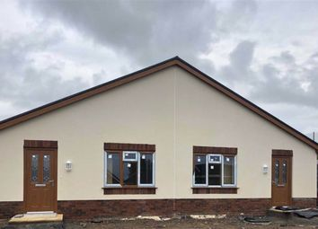 Thumbnail 2 bed semi-detached bungalow for sale in Land To Rear Of 22, Llwynhendy Road, Llanelli