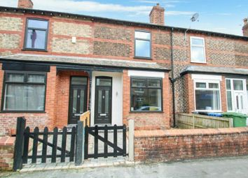 Thumbnail 2 bedroom terraced house for sale in Sinderland Road, Broadheath, Altrincham