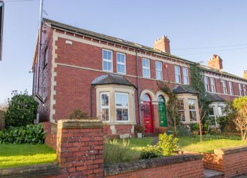 Thumbnail 4 bed end terrace house for sale in Earl Road, Penarth