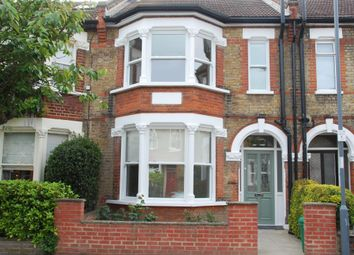 Thumbnail 3 bed terraced house to rent in Halstead Road, London