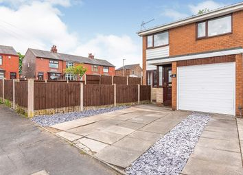Thumbnail 3 bed semi-detached house for sale in Grange Avenue, Orrell, Wigan, Greater Manchester