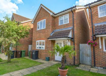 Thumbnail 3 bed detached house to rent in Langford Close, St.Albans