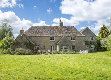Thumbnail 4 bed detached house for sale in Hankerton, Malmesbury, Wiltshire