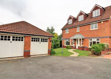 Thumbnail 6 bed detached house for sale in Okehampton Drive, West Bromwich