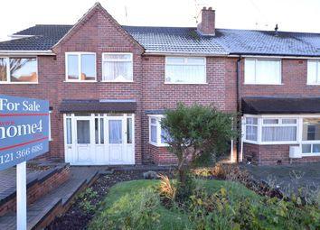 Thumbnail 3 bed terraced house for sale in Raeburn Road, Pheasey, Great Barr