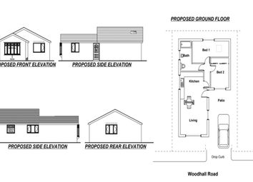 Thumbnail Land for sale in Woodhall Road, Wollaton, Nottingham