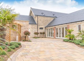 Thumbnail 5 bed barn conversion for sale in Stamford Road, Empingham, Oakham