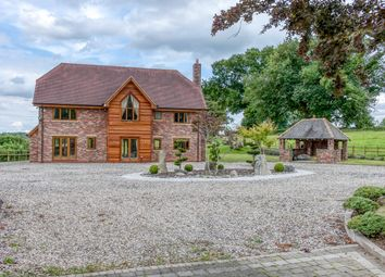 Thumbnail 5 bed detached house for sale in Birmingham Road, Mappleborough Green, Studley