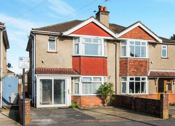 Thumbnail 3 bed semi-detached house for sale in Pansy Road, Southampton