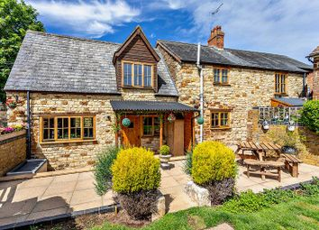 Thumbnail 4 bed cottage for sale in Stoke Road, Blisworth, Northampton